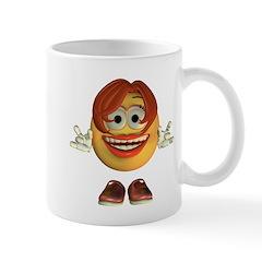 ASL Girl Mug