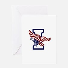 Independence Party of America Greeting Card