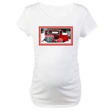 Keeshond - Old Car Christmas Shirt