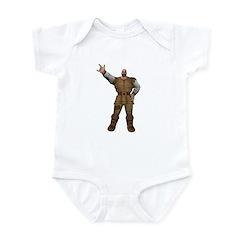 Fairytale Giant Infant Bodysuit