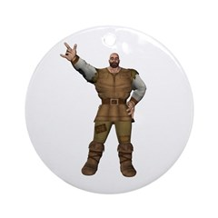 Fairytale Giant Ornament (Round)