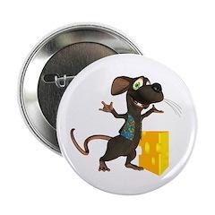 """Rattachewie 2.25"""" Button"""
