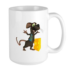 Rattachewie Large Mug