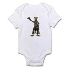 Sal A. Manda Infant Bodysuit