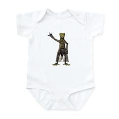 Sal A. Manda Infant Bodysuit
