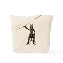 Sal A. Manda Tote Bag