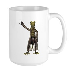 Sal A. Manda Large Mug