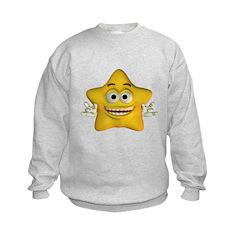 Twinkle Star Sweatshirt