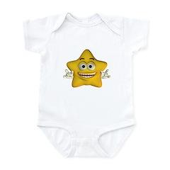 Twinkle Star Infant Bodysuit
