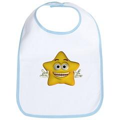 Twinkle Star Bib