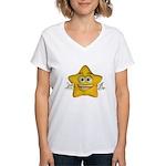 Twinkle Star Women's V-Neck T-Shirt