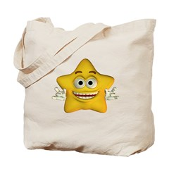 Twinkle Star Tote Bag
