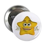 "Twinkle Star 2.25"" Button"