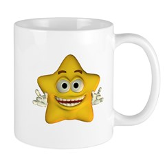 Twinkle Star Mug