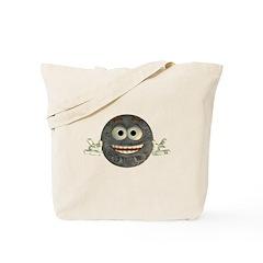 Twinkle Moon Tote Bag