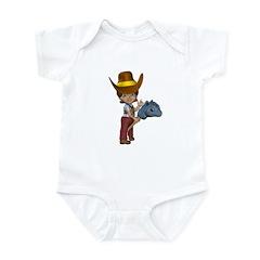 Cowgirl Kit Infant Bodysuit