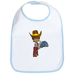 Cowgirl Kit Bib
