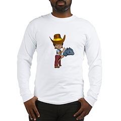 Cowgirl Kit Long Sleeve T-Shirt