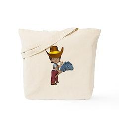 Cowgirl Kit Tote Bag