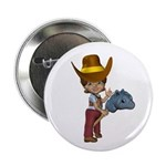 "Cowgirl Kit 2.25"" Button"