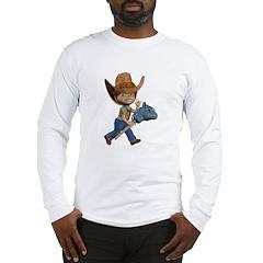 Cowboy Kevin Long Sleeve T-Shirt