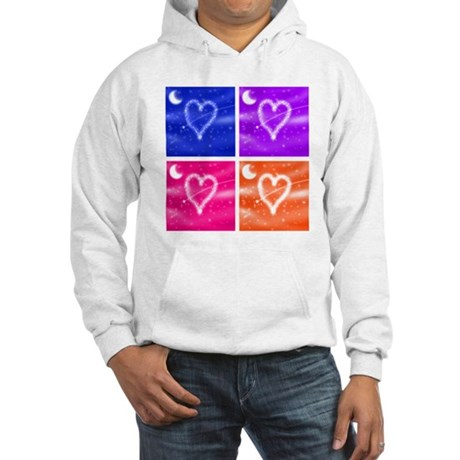A Wish Your Heart Makes Tile Hooded Sweatshirt