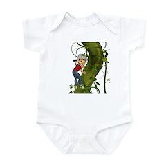 Jack 'N The Beanstalk Infant Bodysuit