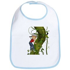 Jack 'N The Beanstalk Bib