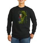 Jack 'N The Beanstalk Long Sleeve Dark T-Shirt