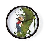 Jack 'N The Beanstalk Wall Clock