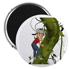 Jack 'N The Beanstalk Magnet