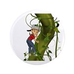 "Jack 'N The Beanstalk 3.5"" Button"
