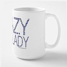 Crazy Goat Lady 2 Large Mug