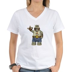 Heath Hippo Shirt