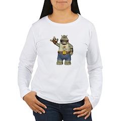 Heath Hippo T-Shirt