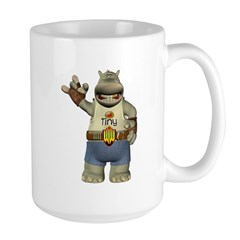 Heath Hippo Mug