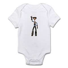 Hay Billy Infant Bodysuit