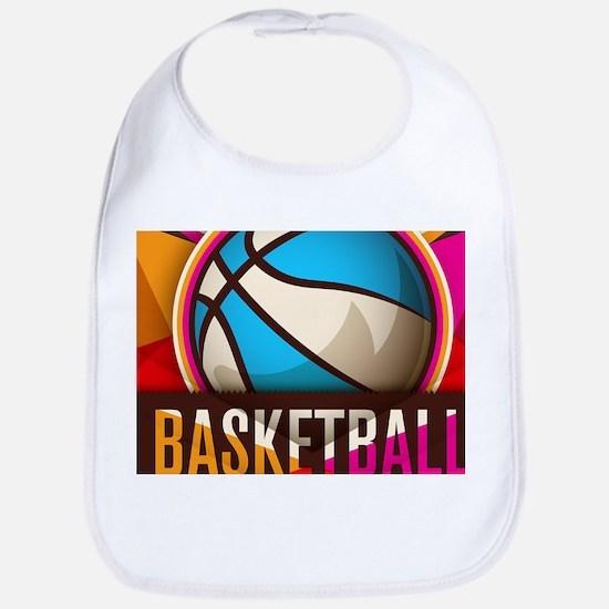 Basketball Sport Ball Game Cool Bib