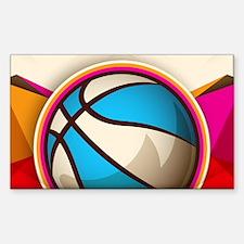 Basketball Sport Ball Game Cool Decal