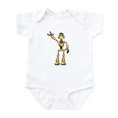 Chomper Infant Bodysuit