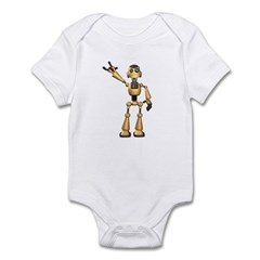Chomper Infant Bodysuit