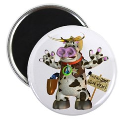 Billy Bull Magnet