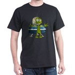Al Alien Dark T-Shirt