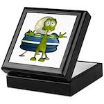 Al Alien Keepsake Box