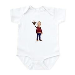 Barney Infant Bodysuit