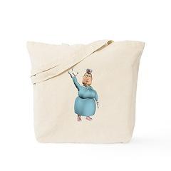 Bertha Tote Bag