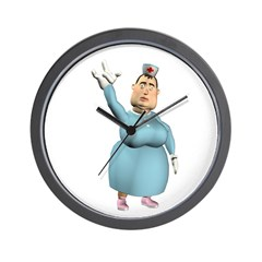 Bertha Wall Clock
