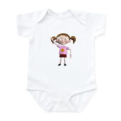 Dee Dee Infant Bodysuit