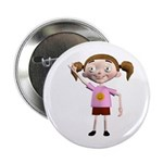 "Dee Dee 2.25"" Button"