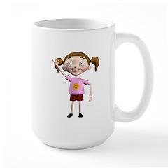 Dee Dee Large Mug